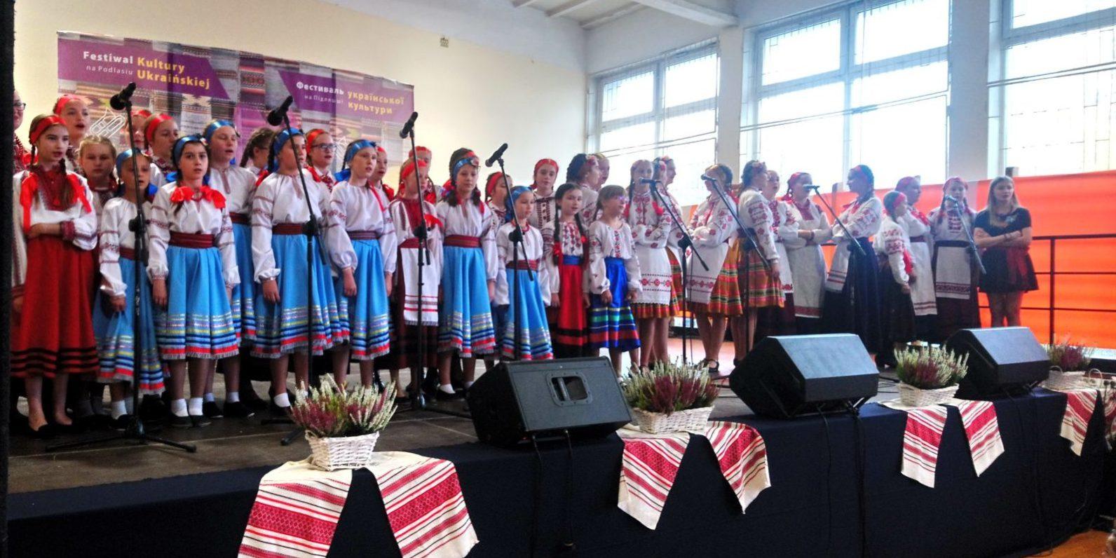 """aed52a073f ... Kultury Ukraińskiej na Podlasiu """"Podlaska Jesień"""". Przy okazji  festiwalu"""